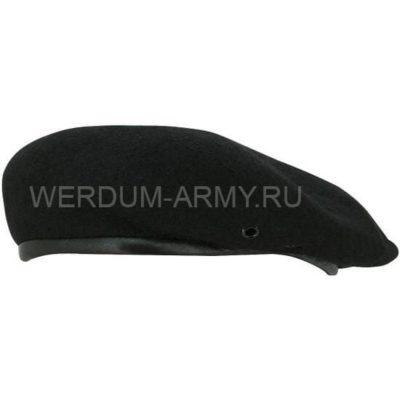 Купить черный берет морской пехоты