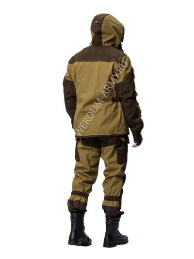 костюм горка 6 на флисе хаки купить оптом