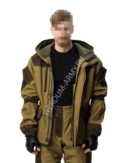 костюм горка 6 на флисе хаки купить в москве