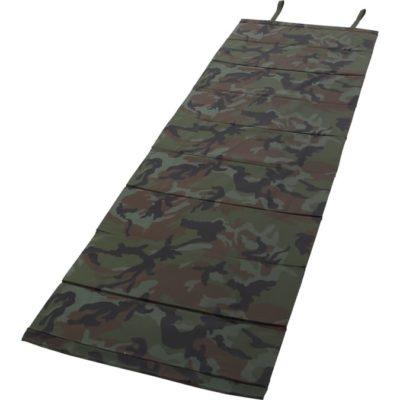 коврик армейский складной вудланд купить в интернет магазине