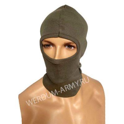 шапка маска летняя олива купить оптом