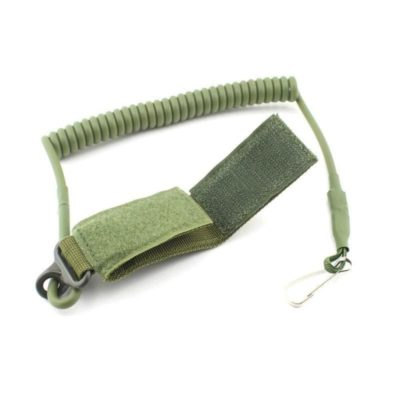 Шнур пистолетный зеленый олива купить