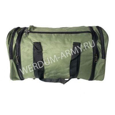 купить зеленую дорожную сумку 60-70 литров