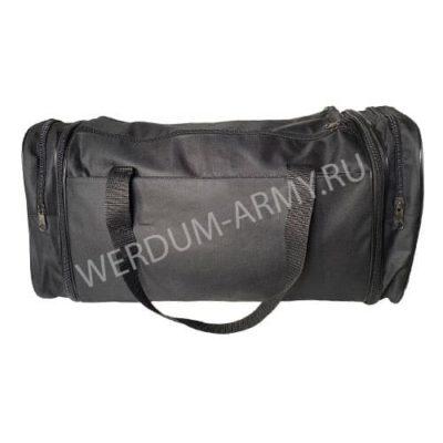 купить черную дорожную сумку 60-70 литров