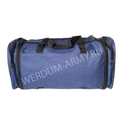сумка дорожная МЧС синяя купить оптом недорого в москве
