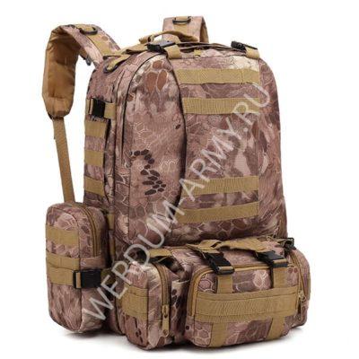 Тактический рюкзак 40 л криптек купить