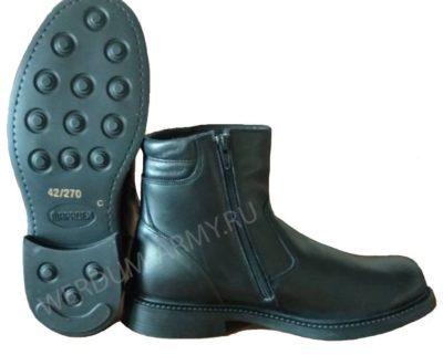 Ботинки офицерские зимние фарадей 923 купить в улан уде