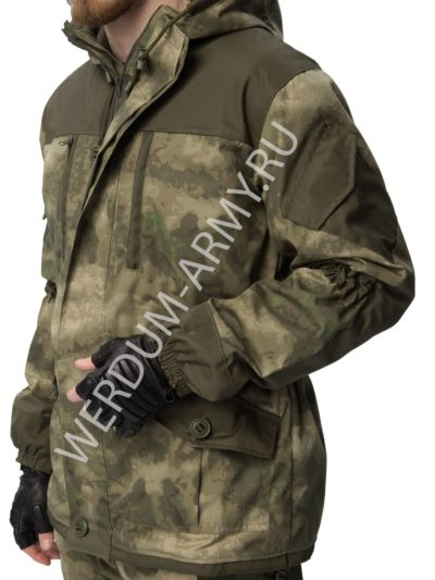костюм горка 6 мох на флисе премиум купить недорого с доставкой