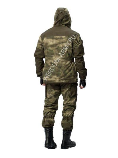 костюм горка 6 мох на флисе премиум купить оптом