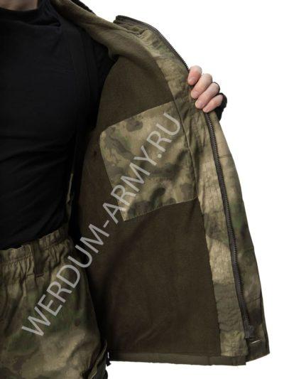 костюм горка 6 мох на флисе премиум купить в интернет магазине вердум арми