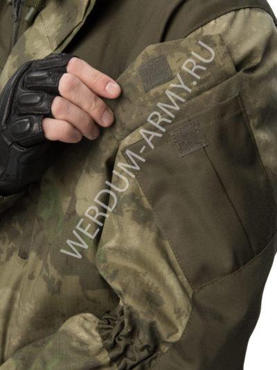 костюм горка 6 мох на флисе премиум купить в вердум арми