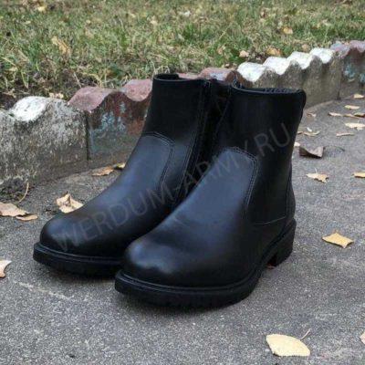 Ботинки офицерские зимние 923 купить