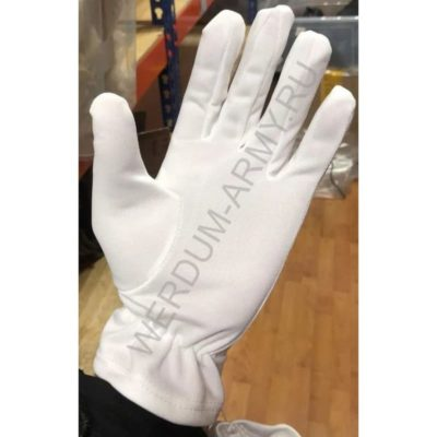 Перчатки белые парадные купить оптом от производителя 102м