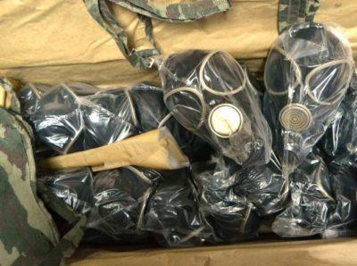 Противогаз армейский купить ПМК-3