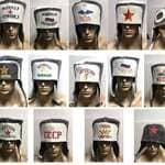 шапки для бани прикольные купить оптом в Москве