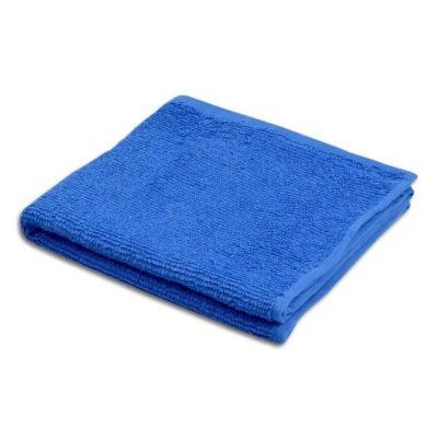 полотенце махровое 40 70 см синее купить оптом