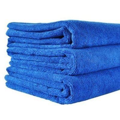 полотенце уставное махровое 40 70 см синее купить оптом