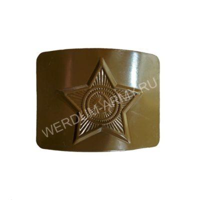 Бляха на ремень СССР звезда купить оптом