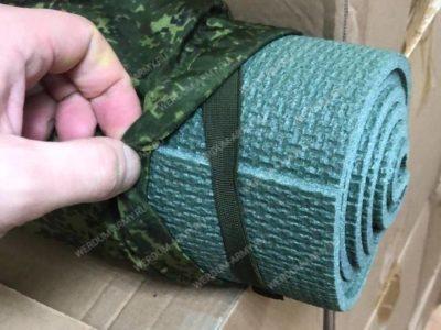 Коврик армейский олива в чехле купить оптом