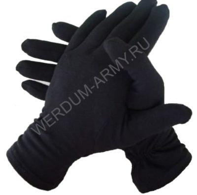 перчатки парадные черные хб 103м купить