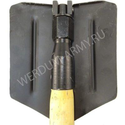 Купить складную пехотную лопату