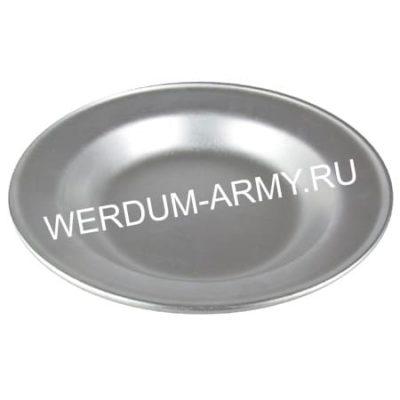 Тарелка алюминиевая армейская купить