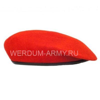 Красный берет Военной Полиции купить