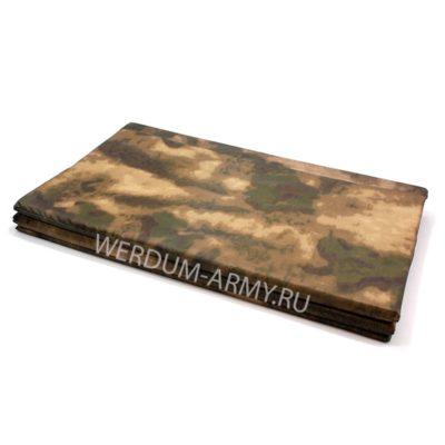 Коврик армейский складной обшитый мох купить